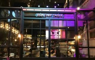 restaurante Iron Chef Table Bangkok