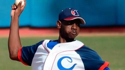 Yosimar  Cousin fue un lanzador clave para Camagüey en la final de la Serie Nacional