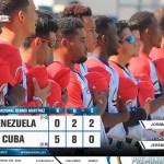 Yosimar Cousin blanquea a Venezuela en el Sub-23