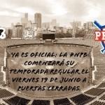 Oficial: NPB comenzará su temporada el 19 de junio