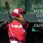 """Felix Pérez: """"Mi familia siempre viene primero."""""""