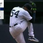 Chapman rescata su decimoquinto en el triunfo de los Yankees