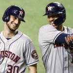 Astros despiden serie contra Rangers en 2021 con humillante paliza a domicilio