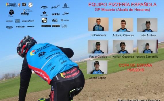 Pizzería Española GP Macario