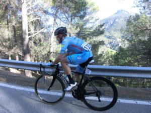 Cristian González Vuelta Jaén