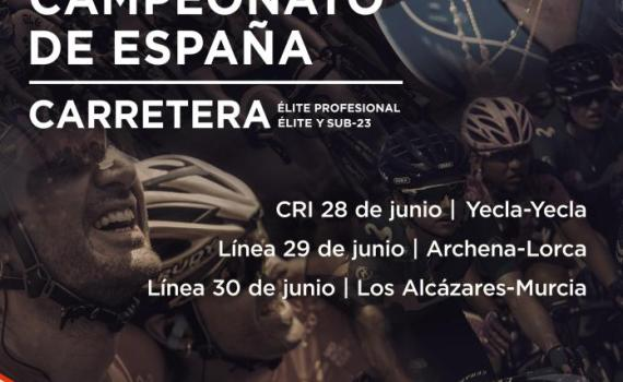 Campeonato de España Murcia 2019