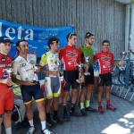 Podium sub-23 Trofeo Carmen Vallecas