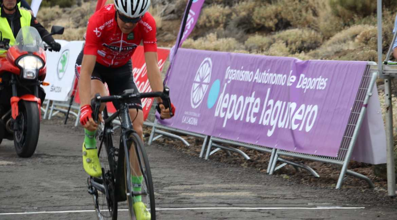 Victor Etxeberria Vuelta Tenerife