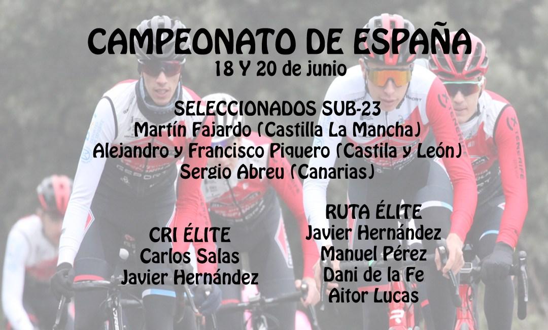 Campeonato España 2021 Tenerife