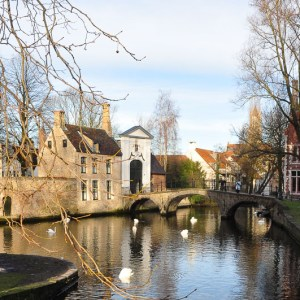Canal a Bruges