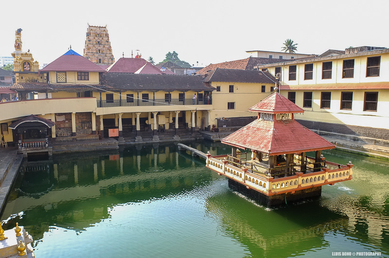 Estany del temple de Udupi