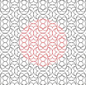 Pelta Tessellation
