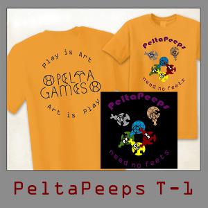 PeltaPeeps No feets