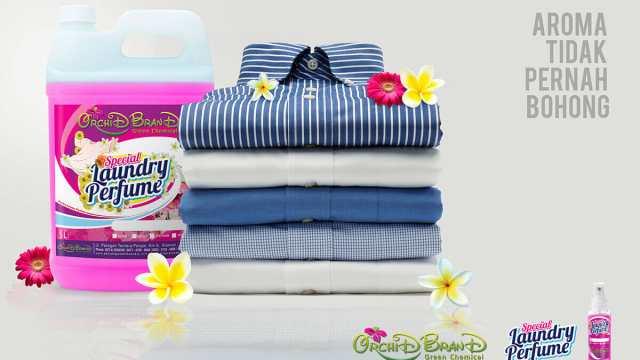 Parfum Laundry Yang Paling Wangi – Pewangi Laundry Kualitas Terbaik