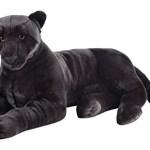 Peluche pantera negra gigante