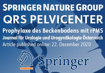 Springer-Verlag - Prophylaxe des Beckenbodens mit der QRS Magnetstimulation