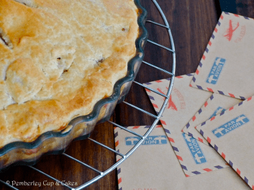 Apple Pie {Tarta de Manzana Americana}