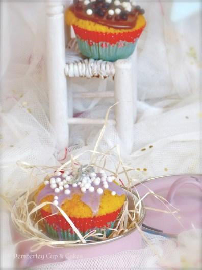 Fairy Cakes {Pastelitos Mágicos}