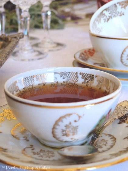 Afternoon Tea {Té con Pastas}