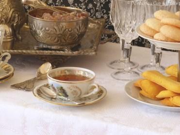 Afternoon tea at Pemberley