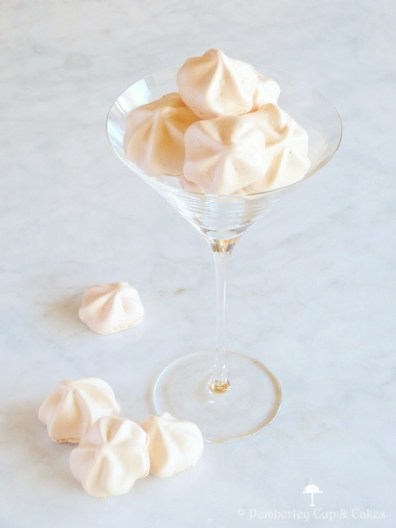 Strawberry Eton Mess {Meringues}