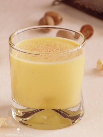 Eggnog (Ponche de huevo)