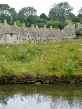 Bibury, Gloucestershire, Cotswolds