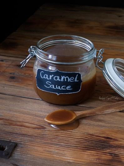 Caramel Sauce (Salsa de caramelo)