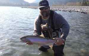 Steelhead Fishing Canada