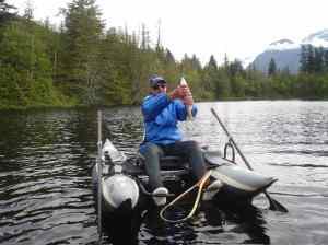 Fishing Mosquito lake