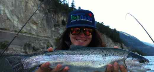 Rainbow Trout Fishing in British Columbia