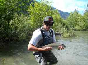 Fly Fishing Tours Whistler and Pemberton BC Canada