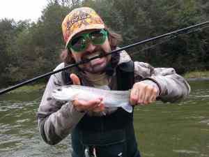 Coho Fishing Lower Lillooet River Fishing Report