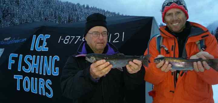 Ice Fishing Tours