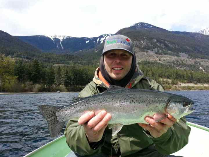 Canada Rainbow Trout
