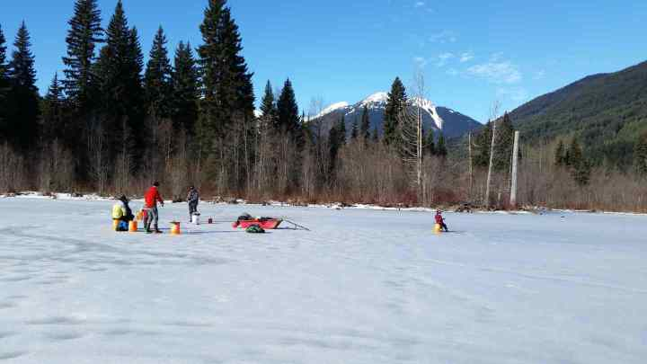 Things to do in Pemberton BC Canada during Winter with Kids