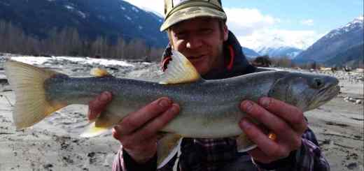 Fly Fishing Guides in Whistler British Columbia Canada