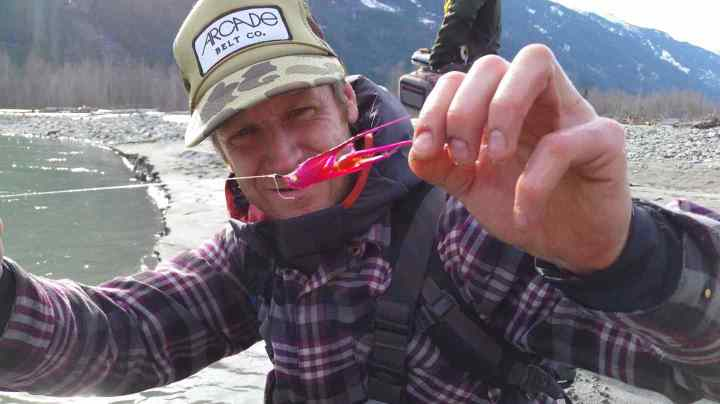 Fly Patterns for Bull Trout