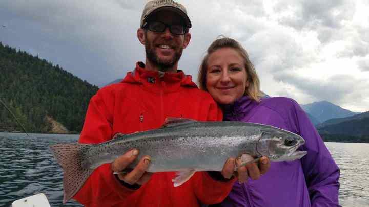 Fishing in British Columbia