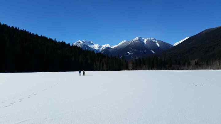 Ice fishing Report Blackwater Lake March 2016