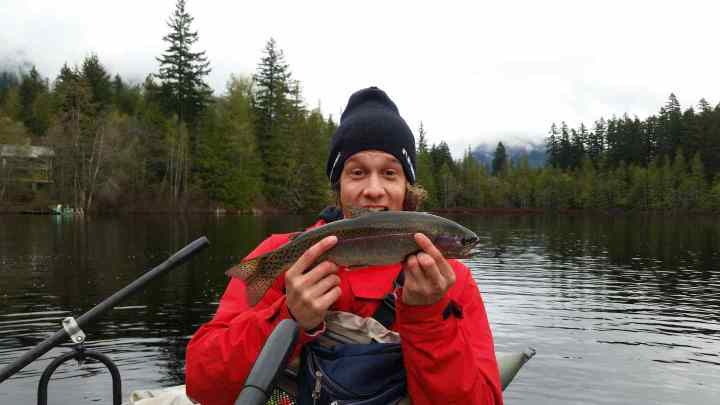 Fly fishing tours in Whistler BC