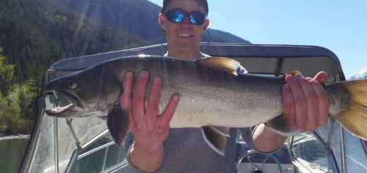 Multiple Day Freshwater Fishing Trips in British Columbia Canada