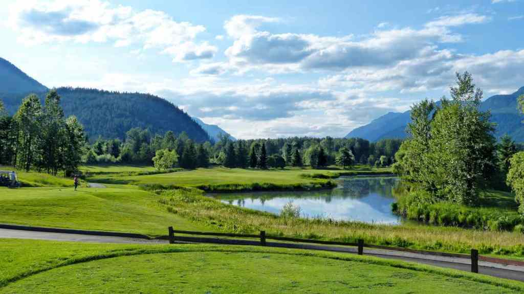 Golf in Pemberton BC
