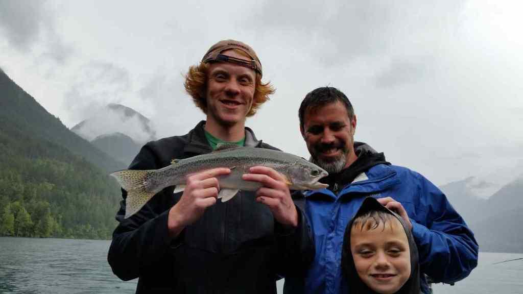 Fishing Canada