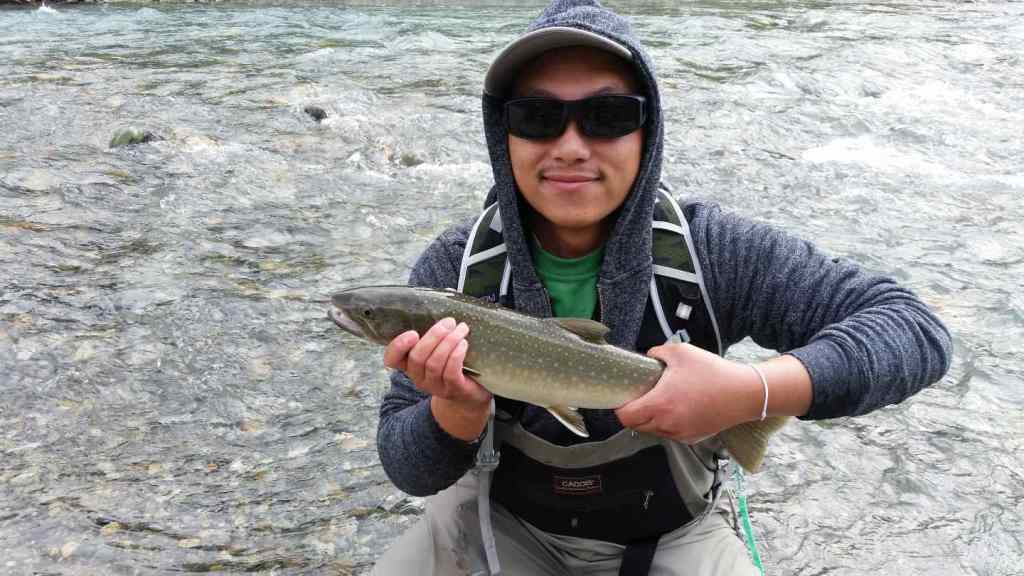Fishing guides in Whistler BC