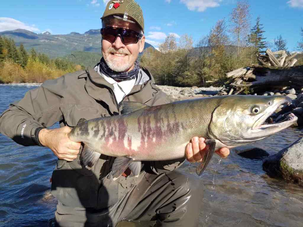 Squamish Fly Fishing Trips