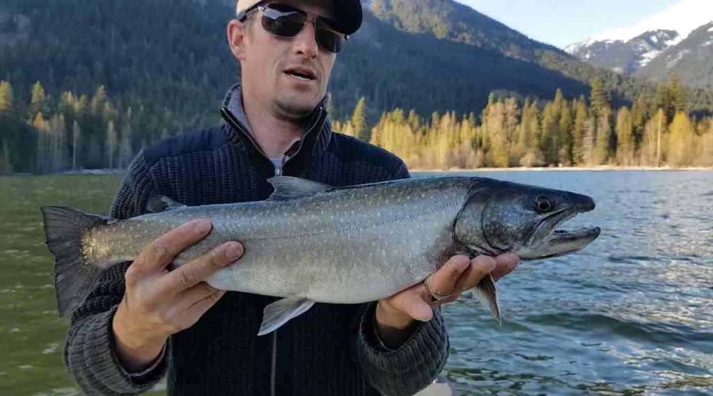 Exclusive Freshwater fishing trips in British Columbia Canada