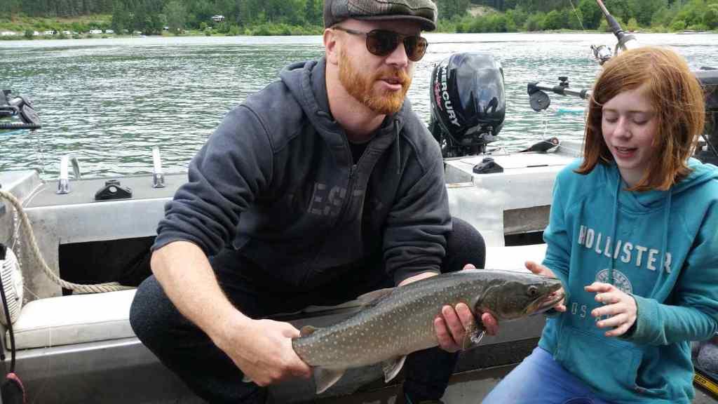Fishing trips in British Columbia