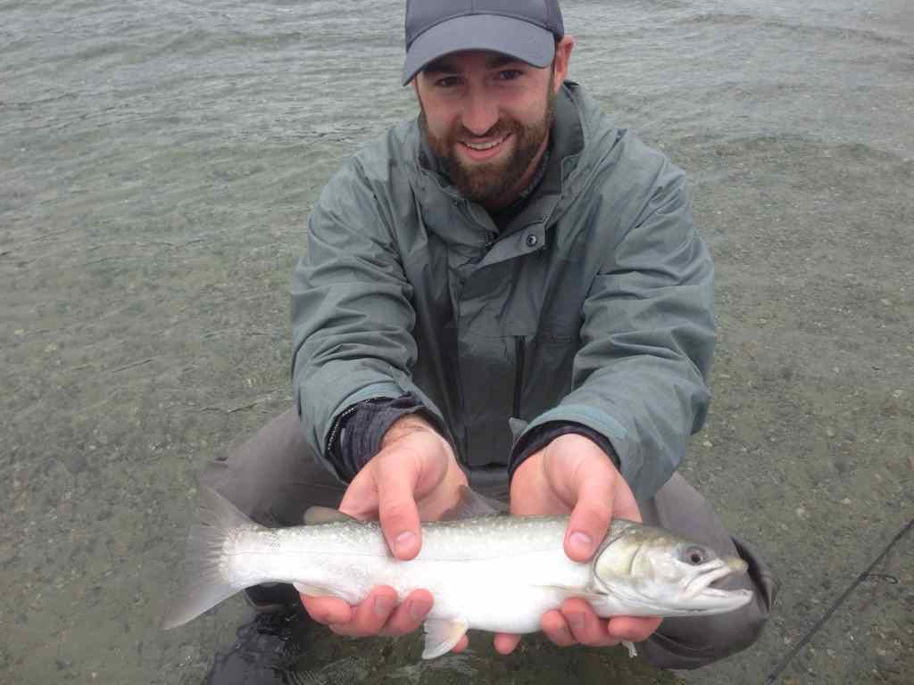 Whistler fishing reports