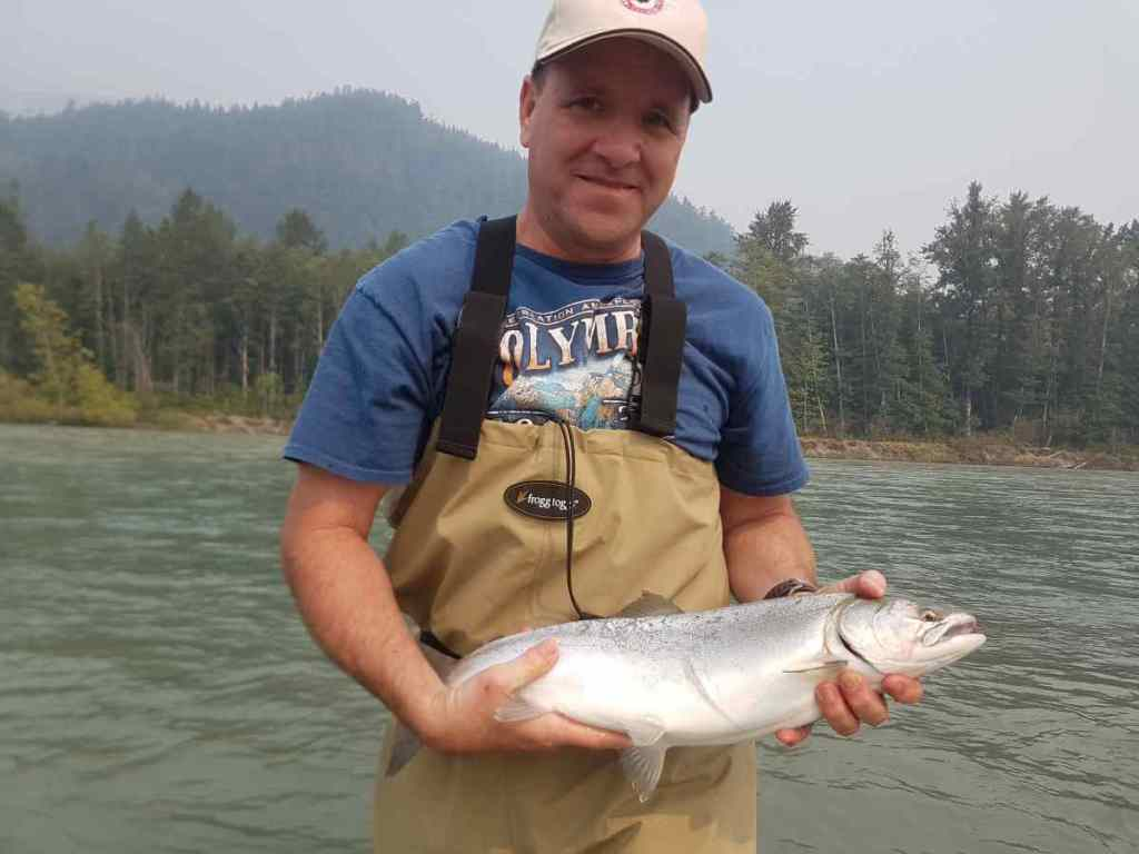 Fly Fishing in BC